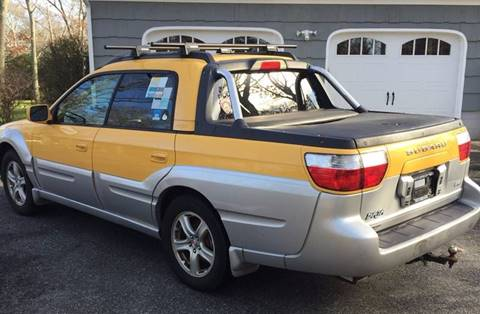 2003 Subaru Baja for sale in Westhampton Beach, NY