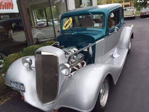 1934 Chevrolet Master Deluxe for sale in Westhampton, NY