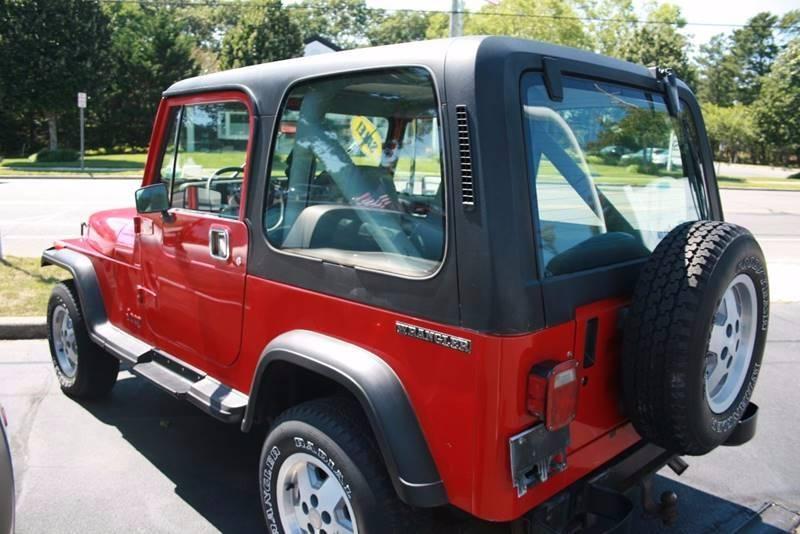 1990 Jeep Wrangler  - Westhampton NY