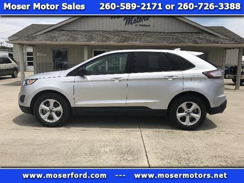 2016 Ford Edge for sale in Portland, IN