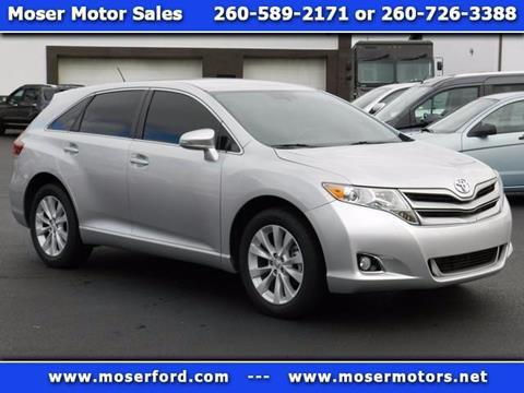 2014 Toyota Venza for sale in Portland, IN