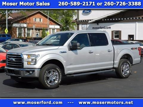 2015 Ford F-150 for sale in Portland, IN