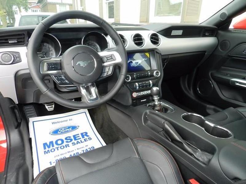 2017 Ford Mustang In Portland In Moser Motors Of Portland