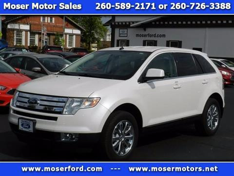 2010 Ford Edge for sale in Portland, IN