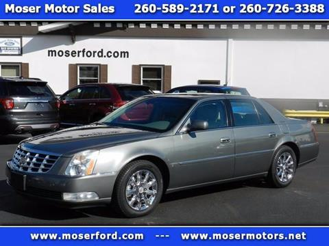 2008 Cadillac DTS for sale in Portland, IN