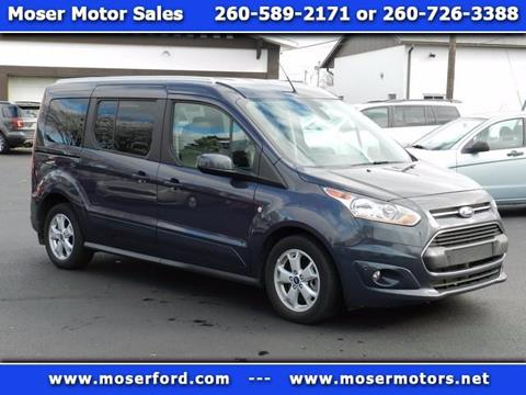 2014 Ford Transit Connect Wagon for sale in Portland, IN