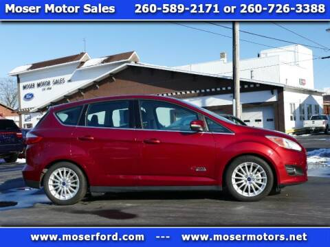 2016 Ford C-MAX Energi for sale at Moser Motors Of Portland in Portland IN