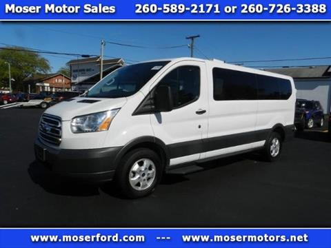 2018 Ford Transit Passenger for sale in Portland, IN