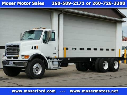 2005 Sterling L7500 Series for sale at Moser Motors Of Portland in Portland IN