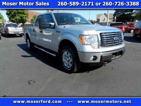 2011 Ford F-150 for sale at Moser Motors Of Portland in Portland IN