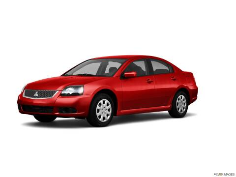 2010 Mitsubishi Galant for sale at Moser Motors Of Portland in Portland IN