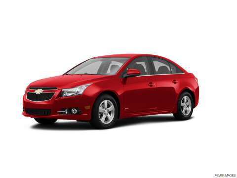 2014 Chevrolet Cruze for sale at Moser Motors Of Portland in Portland IN