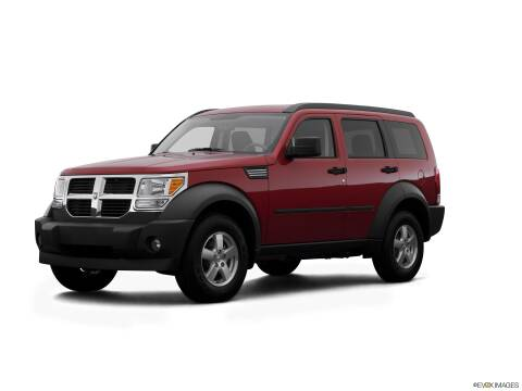 2007 Dodge Nitro for sale at Moser Motors Of Portland in Portland IN