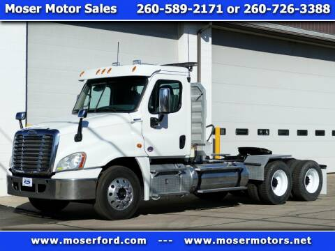 2013 Freightliner Cascadia for sale at Moser Motors Of Portland in Portland IN
