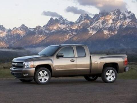2010 Chevrolet Silverado 1500 for sale at Moser Motors Of Portland in Portland IN