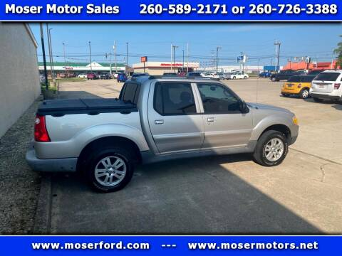 2005 Ford Explorer Sport Trac for sale at Moser Motors Of Portland in Portland IN