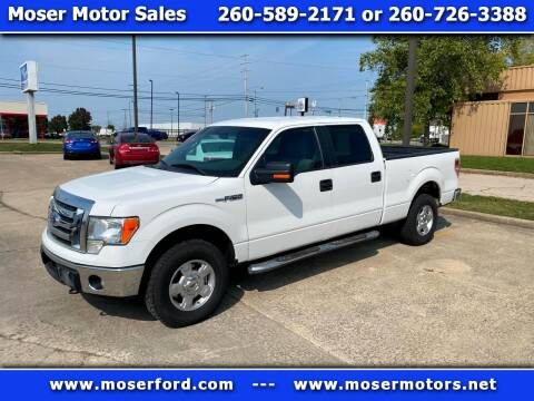 2012 Ford F-150 for sale at Moser Motors Of Portland in Portland IN