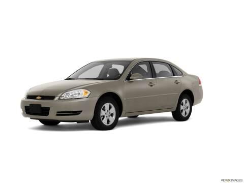 2008 Chevrolet Impala for sale at Moser Motors Of Portland in Portland IN