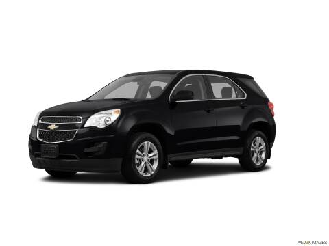 2013 Chevrolet Equinox for sale at Moser Motors Of Portland in Portland IN
