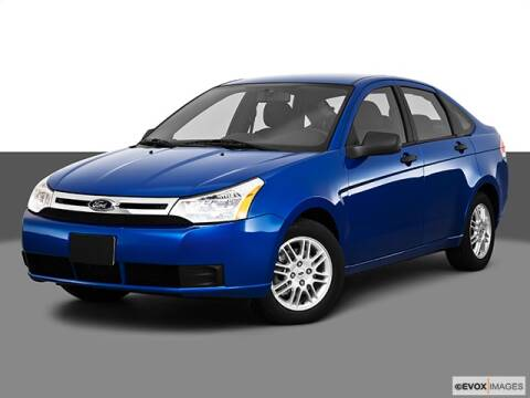 2010 Ford Focus for sale at Moser Motors Of Portland in Portland IN