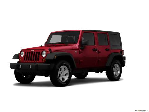 2012 Jeep Wrangler Unlimited for sale at Moser Motors Of Portland in Portland IN