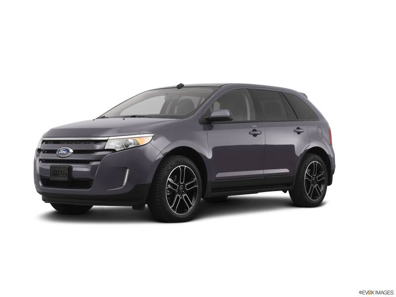 2013 Ford Edge for sale at Moser Motors Of Portland in Portland IN