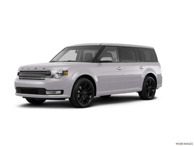 2017 Ford Flex for sale at Moser Motors Of Portland in Portland IN