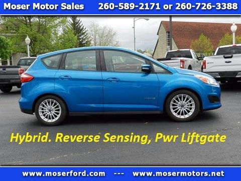 2013 Ford C-MAX Hybrid for sale in Portland, IN
