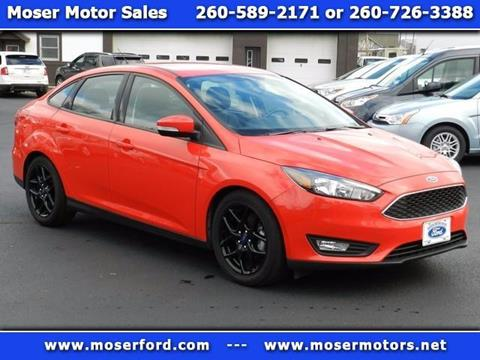 2016 Ford Focus for sale in Portland, IN
