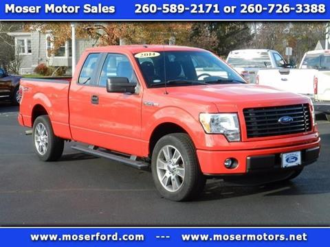 2014 Ford F-150 for sale in Portland, IN