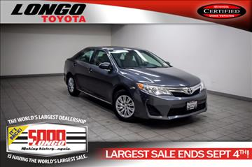 2014 Toyota Camry for sale in El Monte, CA