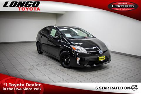 2014 Toyota Prius for sale in El Monte, CA