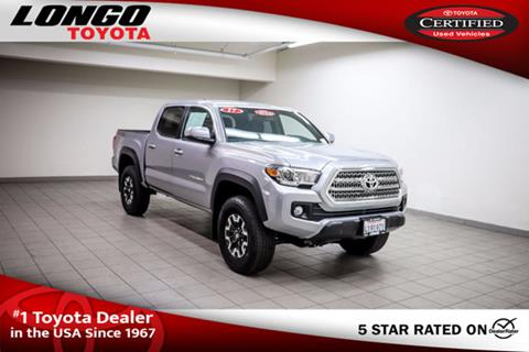 2017 Toyota Tacoma for sale in El Monte, CA