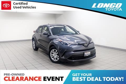 2019 Toyota C-HR for sale in El Monte, CA