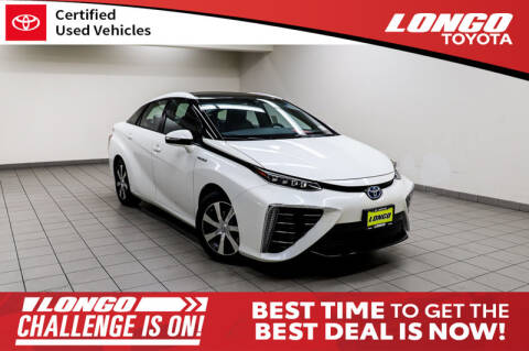 Car Dealerships Erie Pa >> 2017 Toyota Mirai For Sale In El Monte Ca