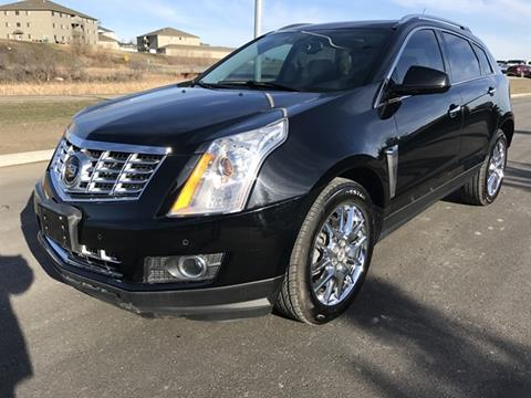 2015 Cadillac SRX for sale at CK Auto Inc. in Bismarck ND