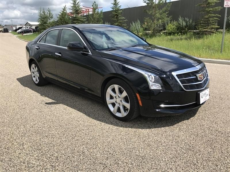 2016 Cadillac Ats 2 0t 4dr Sedan In Bismarck Nd Ck Auto Inc