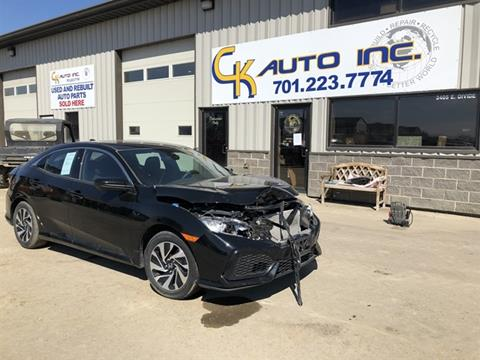 2017 Honda Civic for sale in Bismarck, ND