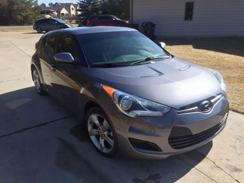 2013 Hyundai Veloster for sale at CK Auto Inc. in Bismarck ND