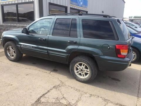 2004 Jeep Grand Cherokee for sale at CK Auto Inc. in Bismarck ND