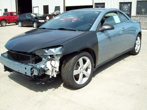 2007 Pontiac G6 for sale at CK Auto Inc. in Bismarck ND