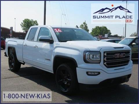 2016 GMC Sierra 1500 for sale in Grand Rapids, MI