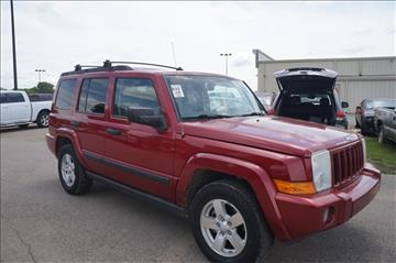 2006 Jeep Commander for sale in Bartlesville, OK
