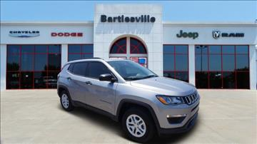 2017 Jeep Compass for sale in Bartlesville, OK