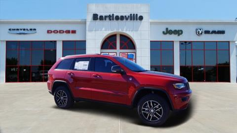2017 Jeep Grand Cherokee for sale in Bartlesville, OK