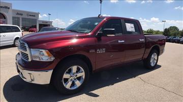 2017 RAM Ram Pickup 1500 for sale in Bartlesville, OK