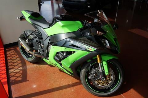 2013 Kawasaki Ninja ZX-10R for sale in Bartlesville, OK
