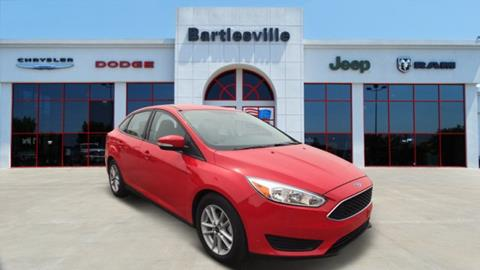 2017 Ford Focus for sale in Bartlesville, OK