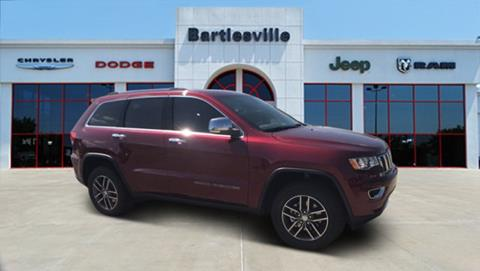 2018 Jeep Grand Cherokee for sale in Bartlesville, OK