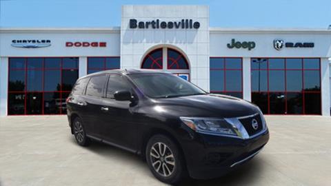 2014 Nissan Pathfinder for sale in Bartlesville, OK